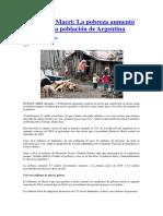 El desastre Macri.docx