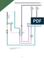 +]Circuito del sistema  FRENOS  VSC