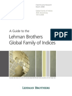 Barclays Family of Indices
