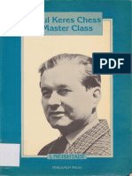 Paul Keres - Chess Master Class - Pergamon (1983)