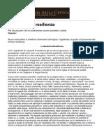 accademia della crusca_Resilienza