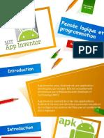 Formation Mit App Inventor 2