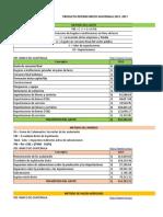 PIB GUATEMALA ULTIMOS 5 AÑOS