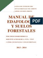 Manual de Edafologia y suelos forestales cristhian