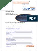 FedEx Crush Report