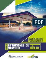 Guía de buenas prácticas ambientales, para estaciones de servicio
