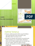 Slide TETANUS