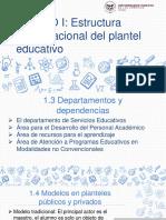 01 Organizacion educativa