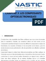 Presentaion4_Chapitre3 LES COMPOSANTS OPTOELECTRONIQUES