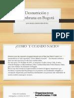 BANCO DE ALIMENTOS DE BOGOTA