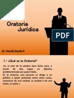 Oratoria Jurídica