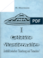 Haarmann D.H. - Geheime Wunderwaffen 1- Zerrbild Zwischen Taeuschung Und Tatsachen 1983 104S.scan