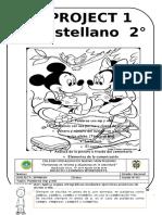MODULO 2º CASTELLANO 2019 PRIMER PERIODO