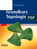 Grundkurs topologie - Gerd laures, Markus Szymik