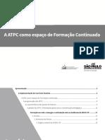 Documento Orientador do Programa de Formação