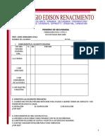PRIMERO  DE SECUNDARIA 2019-FORMACION CIVICA Y ETICA I-EXAMEN FEBRERO