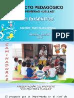PROYECTO CAMINADORES 2019