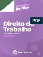 Direito do Trabalho - Amostra.pdf