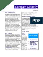 Dec SGE Newsletter