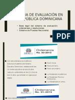 Presentacion Evaluacion de Los Aprendizajes