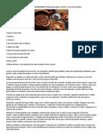 CARNE DE PANELA DESFIADA PANELINHA