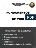 FUNDAMENTOS TIRO