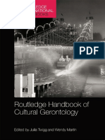 Routledge Handbook of Cultural Gerontology