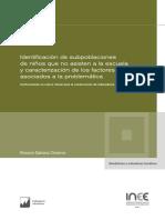 Identificación de subpoblaciones