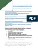 ESTANDARES INTERNACIONALES DE AUDITORIA Y ASEGURAMIENTO