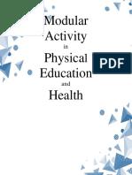 P.E Activity