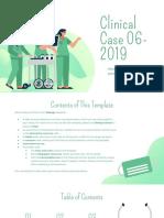 Clinical Case 06-2019 by Slidesgo