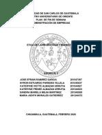 EQUIPO 02_ETICA DE PRODUCCION  Y EL MARKETING