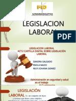 CODIGO SUSTANTIVO DEL TRABAJO ACT.2