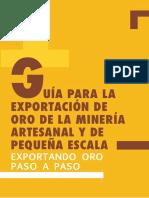 guia_para_exportacion oro PPM