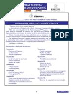 Ufpr2009 2fase Matematica