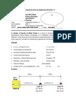 EXAMEN PARCIAL- ISNTALACIONES ELECTRICAS-II