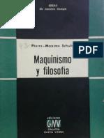 Maquinismo y Filosofia - Pierre Maxime Schuhl.pdf