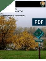 Anacostia Park Anacostia Riverwalk Trail Environmental Assessment