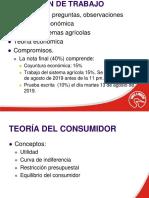 CLASE TEORIA PROD-CONS ECOAGRARIA 2019