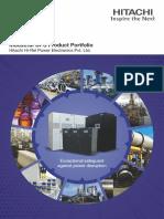 Industrial UPS Product Portfolio