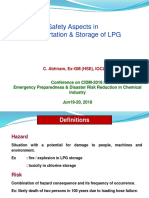 Safety during Storage and Transportation of Petroleum Products