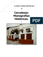 Monografías históricas de Carcaboso