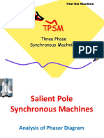 5. TPSM Analysis of Phasor Diagram
