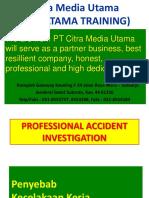 4. Konsep Kecelakaan Kerja