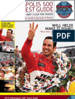 Indy 500 Guest Guide