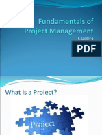 Preproject  What is a Project