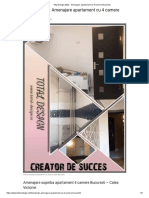 Total Design 2020 - Amenajare Apartament Cu 4 Camere Bucuresti
