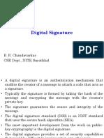 BRC-Digital Signature