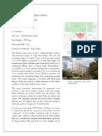 Seattle Mass Timber Tower Case Study