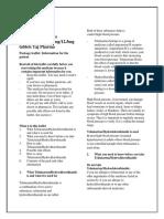 Telmisartan Hydrochlorothiazide Tablets PILL Taj Phrmaceuticals